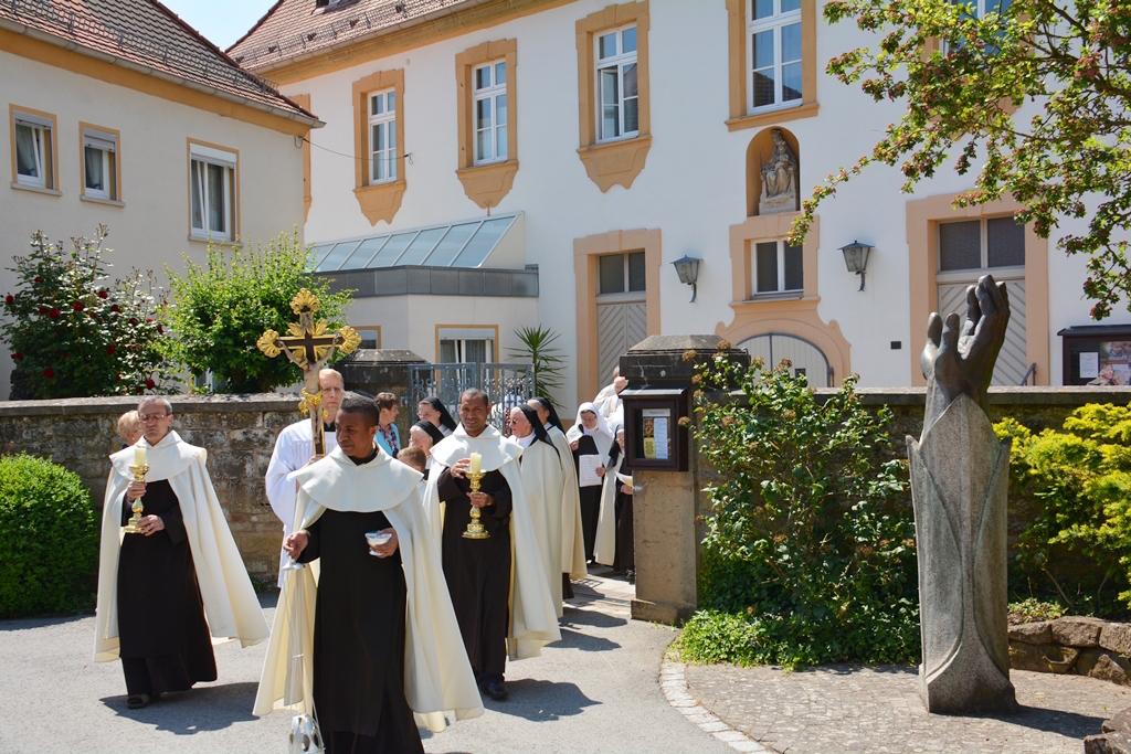 ewige profess im kloster