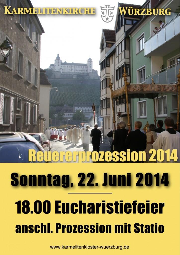 Reuererprozession 2014