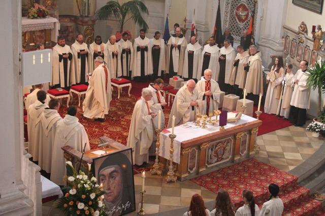 Pontifikalamt 50. Geburtstag TvÁ