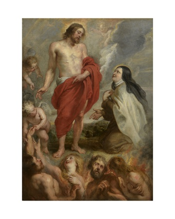 peter-paul-rubens-teresa-interceding-for-bernardino-of-mendoza-in-purgatory-1630-35
